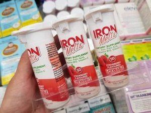 Hướng dẫn sử dụng Iron Melts-1
