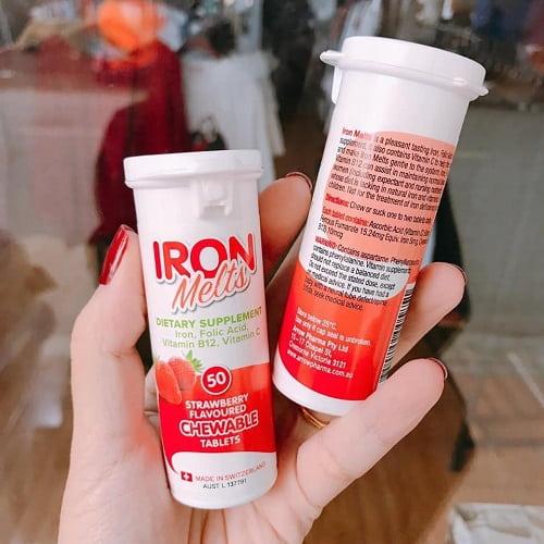 Hướng dẫn sử dụng Iron Melts-3