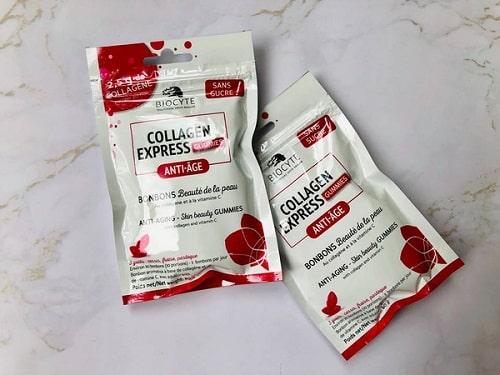 Kẹo Collagen Express Gummies có tốt không-2