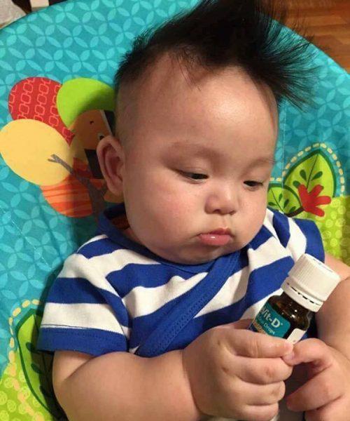 Review Vitamin D Ostevit dạng giọt (cho bé 0 - 12 tuổi) - Hỗ trợ sự phát triển của bé yêu