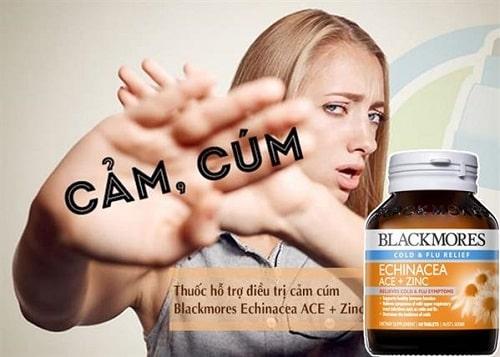 Blackmores Echinacea ACE Zinc có tốt không-3
