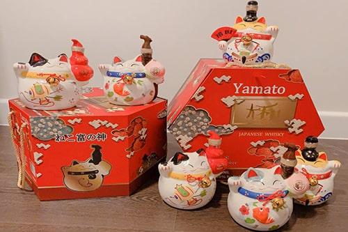 Rượu con mèo Yamato Japanese Whisky mang ý nghĩa gì-1