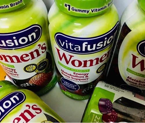 Kẹo dẻo vitamin Vitafusion Womens có tốt không-1