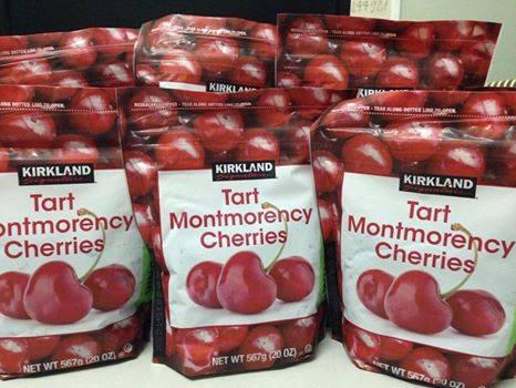 Cherry sấy khô kirkland 567g mua ở đâu uy tín, đúng giá 1