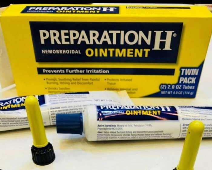 Review thuốc bôi trĩ preparation h có tốt không từ chuyên gia