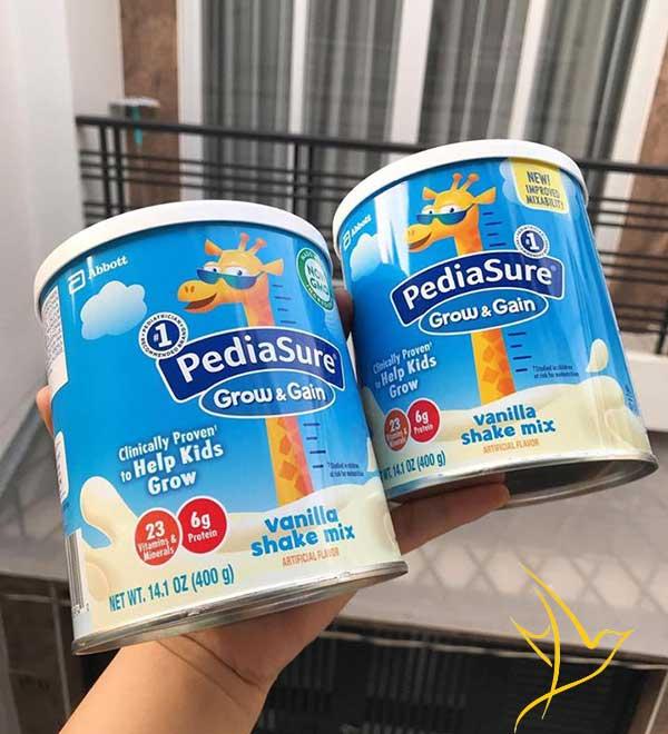 Review sữa pediasure grow and gain có tốt không? và giá bán