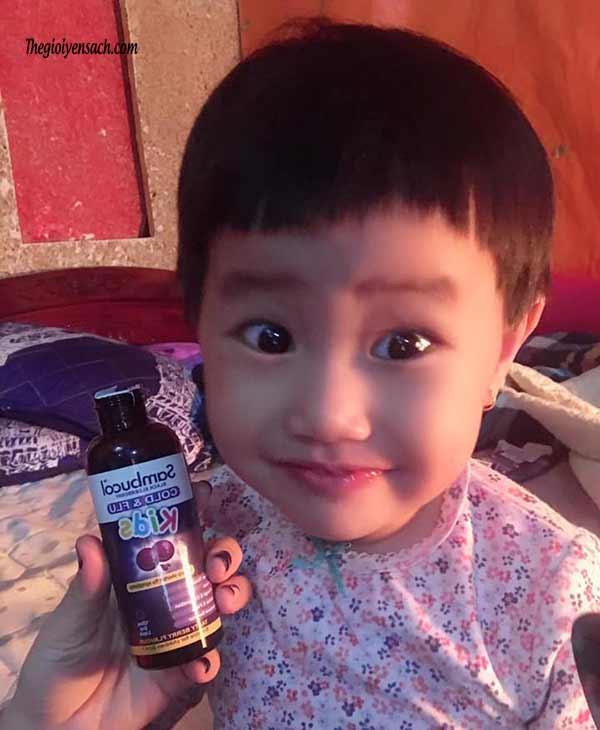 Nên uống Sambucol vào lúc nào tốt nhất? Cách sử dụng từ chuyên gia