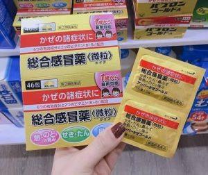 Thuốc cảm cúm cho trẻ Taisho Pabron Gold A giá bao nhiêu-1