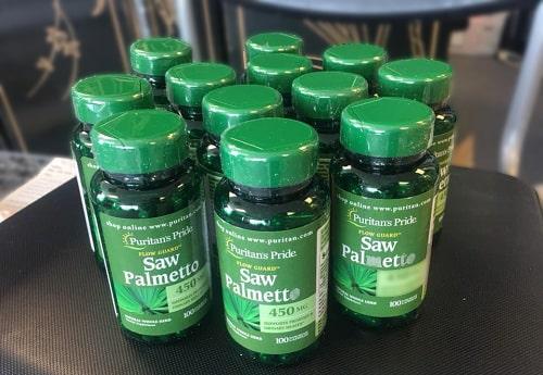 Thuốc Saw Palmetto 450mg có công dụng gì-1