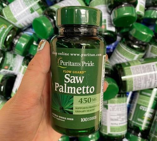 Thuốc Saw Palmetto 450mg có công dụng gì-2