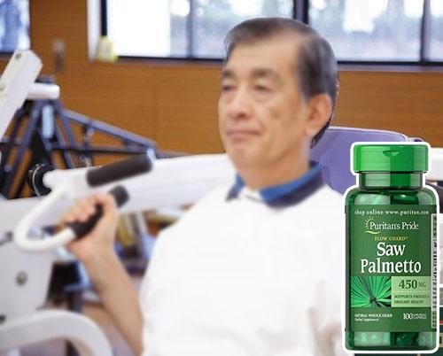 Thuốc Saw Palmetto 450mg có công dụng gì-3