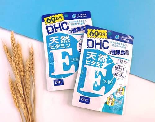 Vitamin E DHC uống lúc nào tốt nhất-1