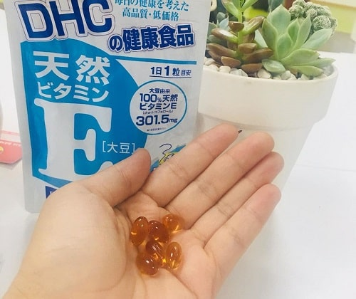 Vitamin E DHC uống lúc nào tốt nhất-2