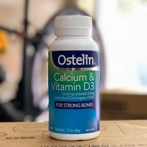 Review Ostelin Calcium & Vitamin D3 cho bà bầu mẫu mới-3