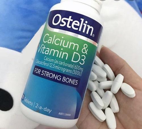 Review Ostelin Calcium & Vitamin D3 cho bà bầu mẫu mới-4