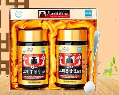 Công dụng của cao hồng sâm 365 Hàn Quốc là gì?-1