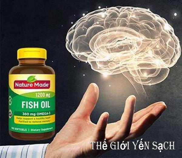 Nature Made Fish Oil 1200mg là gì?