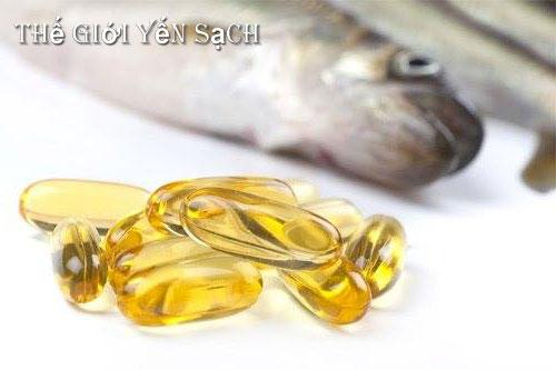 Review dầu cá Nature Made Fish Oil 1200mg mẫu mới của Mỹ