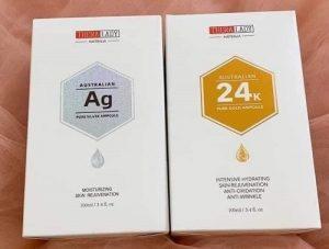 Serum bạc Australian Pure Silver Ampoule công dụng gì?-1