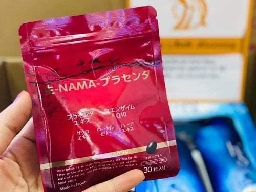 Viên uống Placenta Namapla Q10 có tốt không?-1