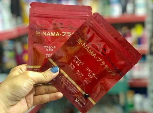 Viên uống Placenta Namapla Q10 có tốt không?-2