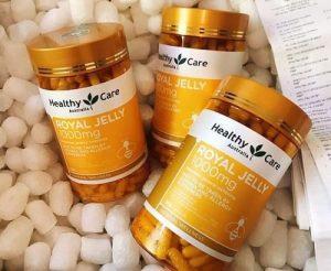 Sữa ong chúa Healthy Care có tốt không?-1
