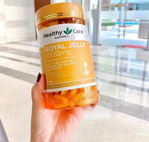 Sữa ong chúa Healthy Care có tốt không?-2