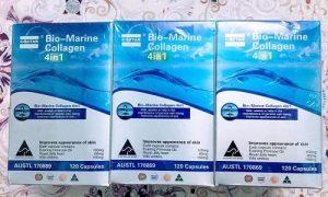 Viên uống Bio Marine Collagen 4 in 1 review-1
