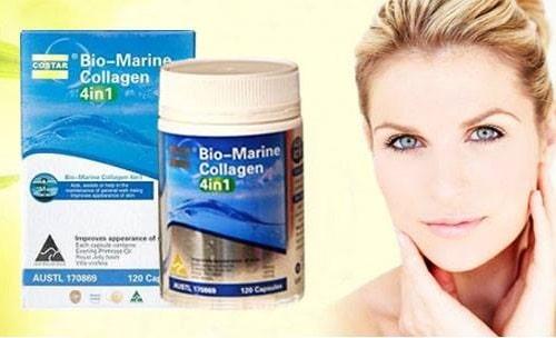 Viên uống Bio Marine Collagen 4 in 1 review-5