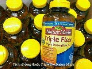 Cách sử dụng thuốc Triple Flex Nature Made 200 viên-1
