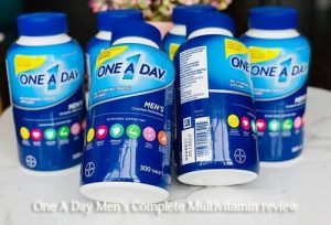 Thuốc One A Day Men's Complete Multivitamin review-1