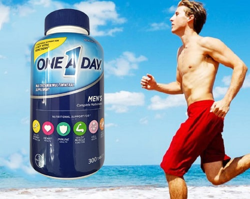 Thuốc One A Day Men's Complete Multivitamin review-5