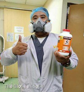 Vitamin C 1000mg có tác dụng gì? ngày uống mấy viên
