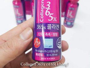 Collagen 365x có tốt không? -1