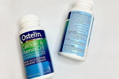 Ostelin Calcium & Vitamin D3 thật giả phân biệt ntn?-2