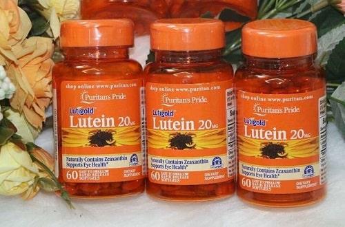Thuốc bổ mắt Lutigold Lutein 20mg review-1