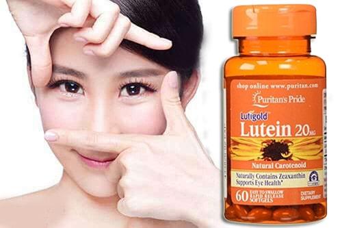 Thuốc bổ mắt Lutigold Lutein 20mg review-5