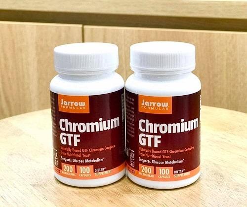 TPCN tiểu đường Chromium GTF có tốt không?-2