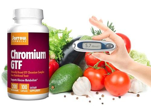 TPCN tiểu đường Chromium GTF có tốt không?-3