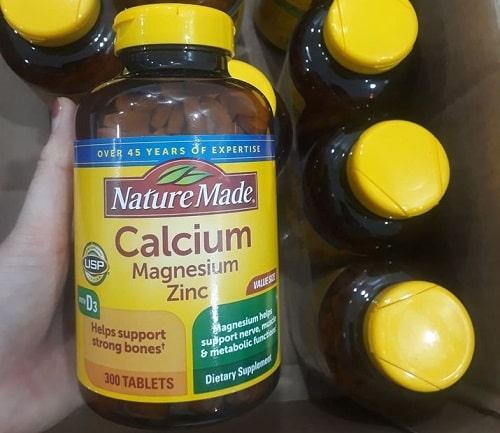 Tác dụng của thuốc Calcium Magnesium Zinc With D3 là gì?-2