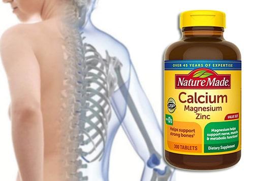 Tác dụng của thuốc Calcium Magnesium Zinc With D3 là gì?-3