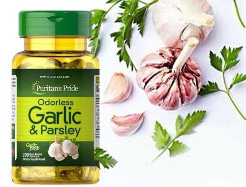 Thuốc Odorless Garlic 1000mg có tác dụng gì?-3