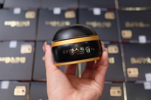 Kem trị nám Dongsung Rannce Cream review mẫu mới-3