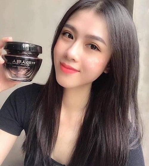Kem trị nám Dongsung Rannce Cream review mẫu mới-5