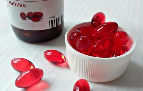 Vitamin E đỏ Nga uống như thế nào để hiệu quả?-1