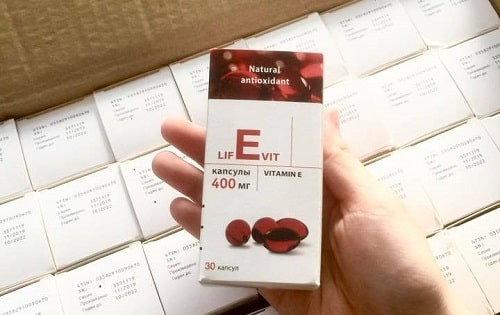 Vitamin E đỏ Nga uống như thế nào để hiệu quả?-2