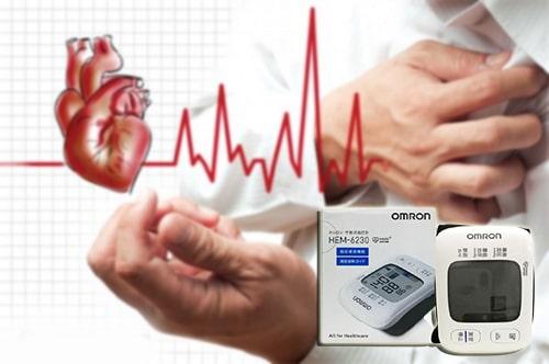 Review máy đo huyết áp Omron Hem 6230-5